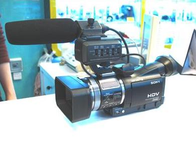 高端准专业摄像机!索尼A1C促销13300