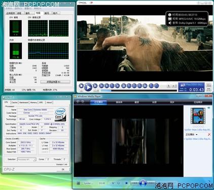 CPU软解抗不住!GPU硬解两部HDTV实测