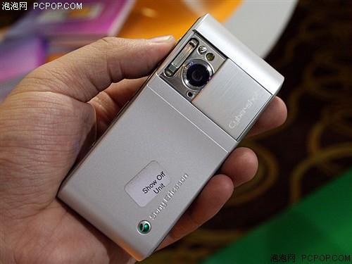 800W像素索尼爱立信C905全国首发评测