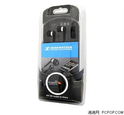 手机随身听均能用!森海MM50耳塞评测