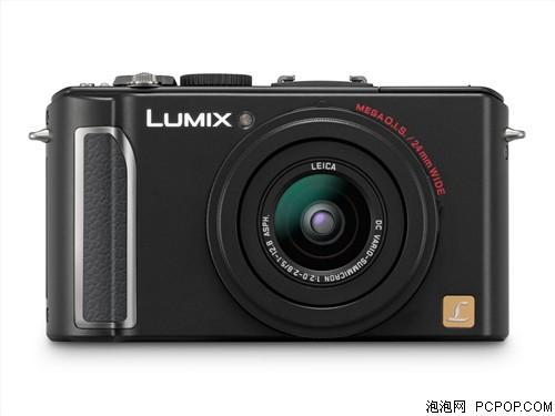 广角高画质相机 松下LX3GK冰点价抢购