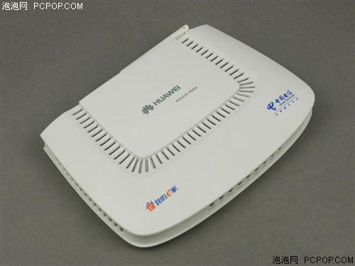 丢掉ADSL猫华为HG522无线路由猫评测