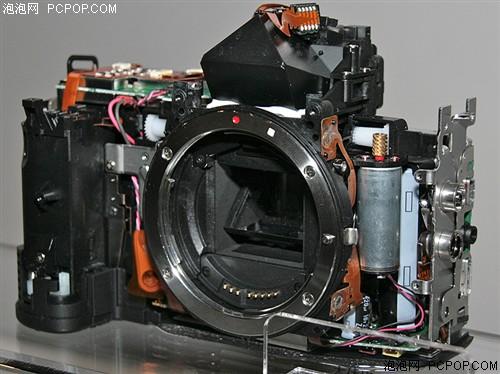 比d90如何?佳能eos50d机身全面图解