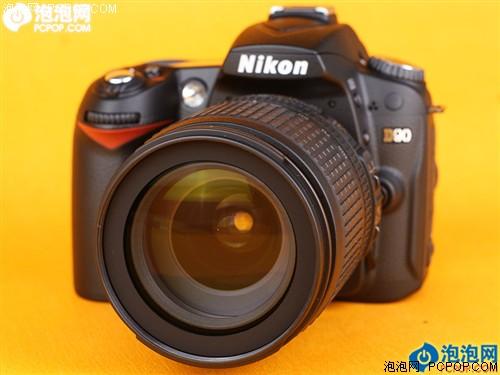 年底疯狂卖 尼康D90带18-105镜头促销