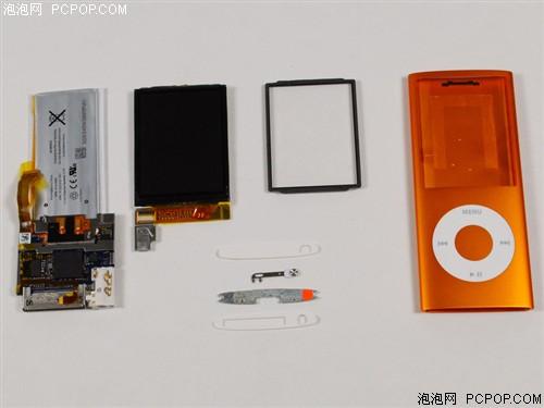 新机大解剖 苹果ipod nano 4拆机详看