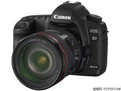 佳能5DII 搭载24-105镜头套机仅21999