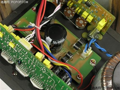 摩机常识 音响主要组成之功率放大器图片