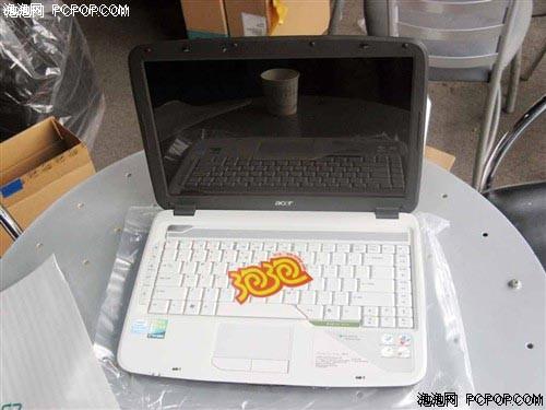 120G硬盘DVD刻录Acer4315双核本3500