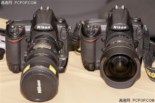 大光圈神镜拍MM 尼康D3X最新非官样张