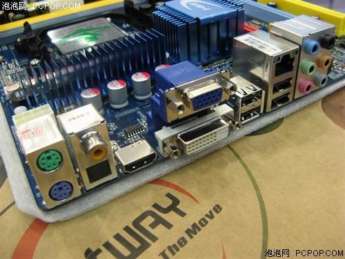 西安电脑配件报价搭配128MB显存 采用三星颗粒