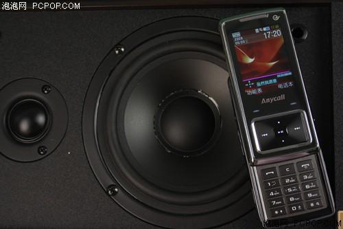 天翼音乐手机来袭 三星M609深度评测