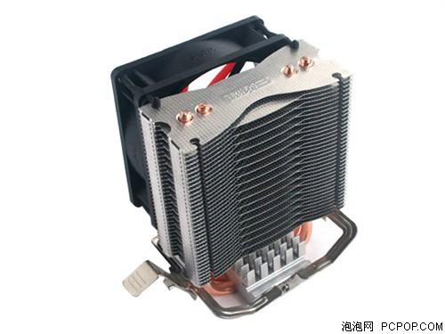 超频三红海Mini静音版散热器