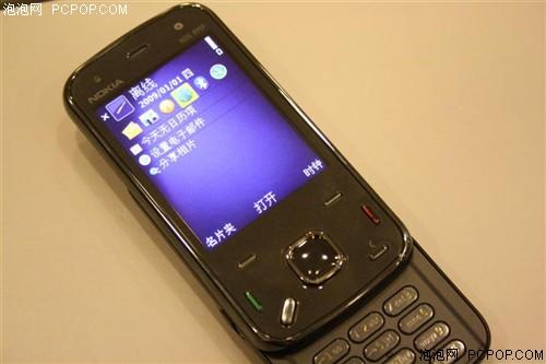 诺基亚N86 8MP手机