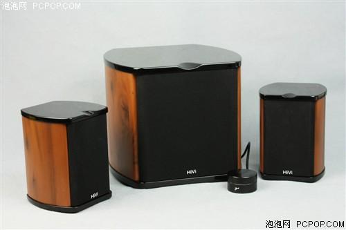 豪华2.1音箱系统 惠威M50W现货1279元