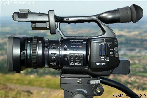 专业手持摄像机 索尼EX1套装售39880