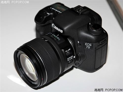 佳能EOS 7D(18-200mm单头套机)数码相机