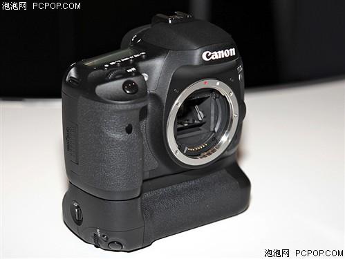 佳能EOS 7D 单反机身(中高级单反 1800万像素 3英寸液晶屏 连拍8张/秒)数码相机