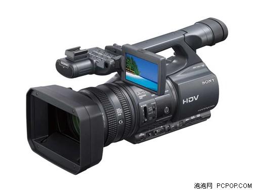 专业高清摄像机 索尼FX100E售22100元