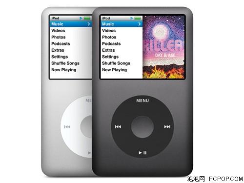 苹果iPod classic (160G)MP3