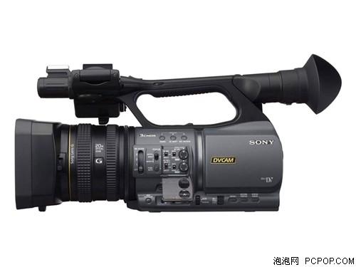索尼手持式摄录一体机 现报价20399元