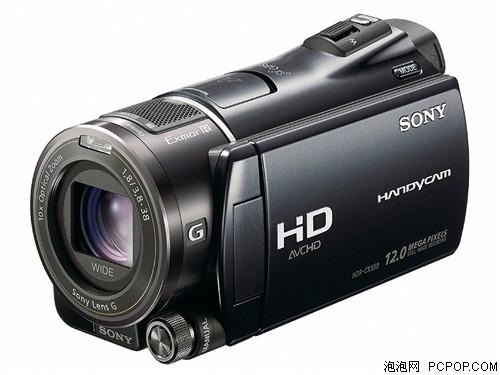轻巧简约高清DV!索尼CX550E仅售7880