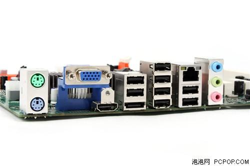 精英(ECS)A885GM-M2 (V1.0)主板