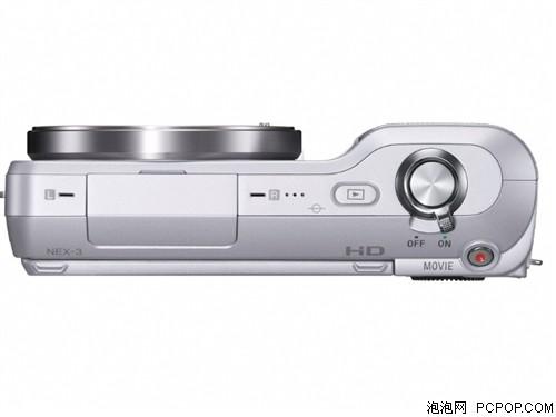 索尼NEX3(单头套机16mm F2.8)数码相机