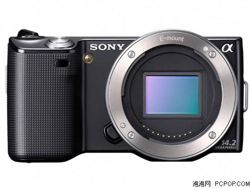 索尼NEX5(双头套机16mm F2.8 18-55mm F3.5-5.6)数码相机
