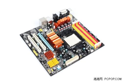 昂达A880GT/128M魔笛版主板