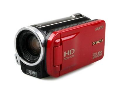 三洋VPC-TH2数码摄像机