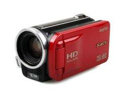 千元高清摄像机10元拿 三洋TH2特惠价