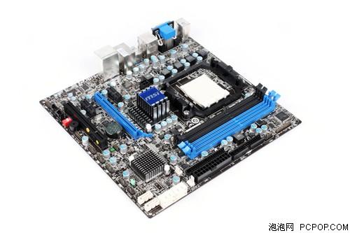 msi微星880GMA-E45主板