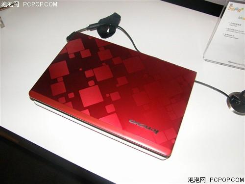 联想IdeaPad U160-UTH(风尚红)笔记本