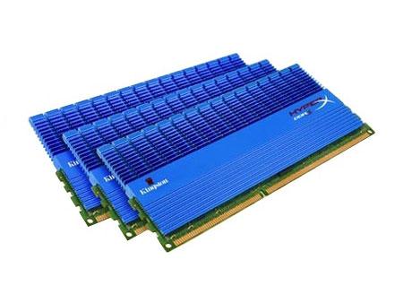 金士顿骇客神条6G DDR3 1600套装(KHX1600C9D3T1K3/6GX)132349685内存