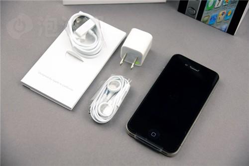 激活iphone4代16g(白色版)苹果苹果4手机出现手机锁该怎么解图片