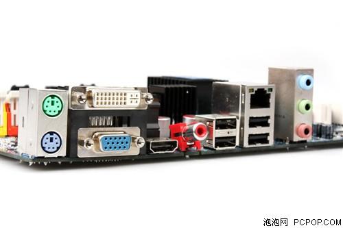 盈通A880GT主板