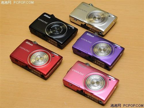 尼康S5100数码相机