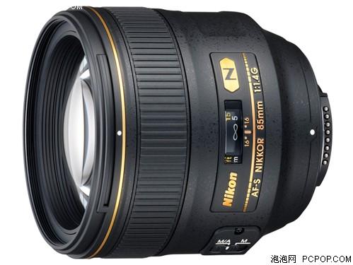 送原厂77mmUV 尼康85 f/1.4G镜头促销