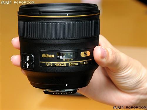 人像摄影镜皇 尼康85mmf/1.4G降价了