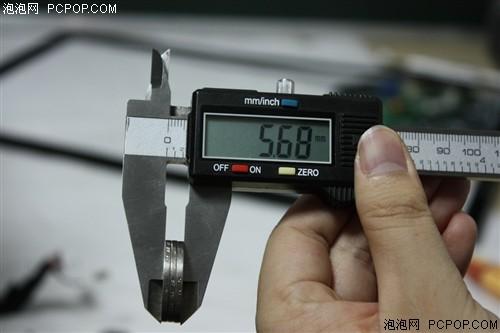12.9mm有多薄?AOC