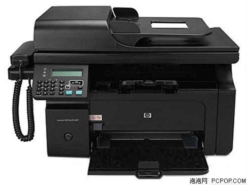 惠普LaserJet Pro M1216nfh(CE843A)一体机