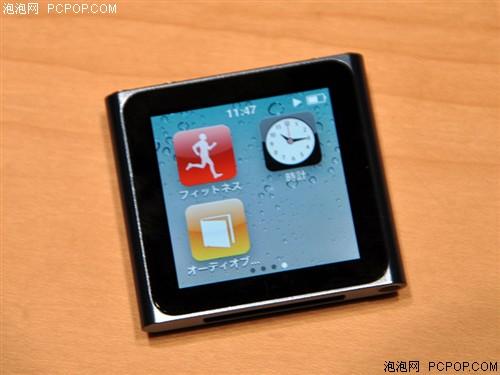苹果iPod nano6(8G)MP3