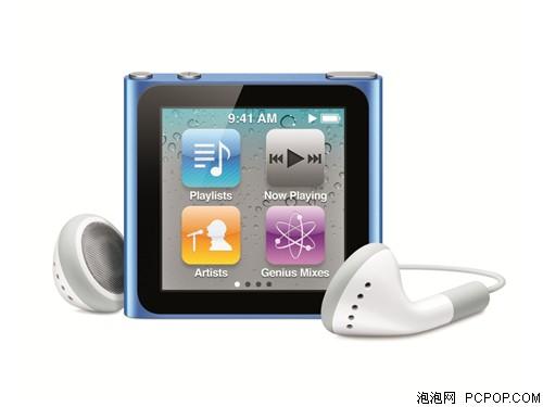 苹果ipod nano6 8g mp3 高清图片