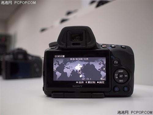 索尼a55(18-55mm单头套机)数码相机