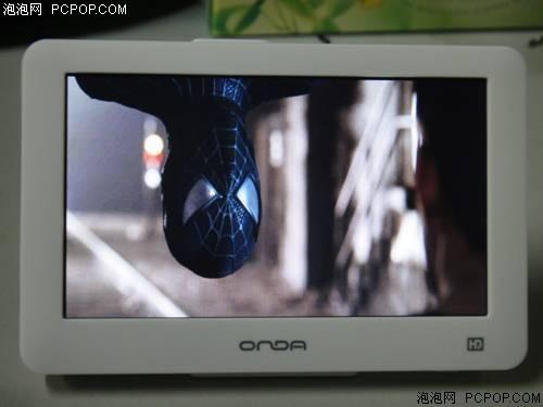 昂达VX530Touch(4G)MP3