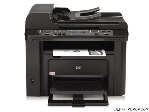惠普LaserJet Pro M1536dnf(CE538A)一体机