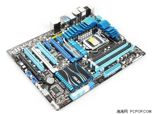 华硕P8P67 Deluxe主板