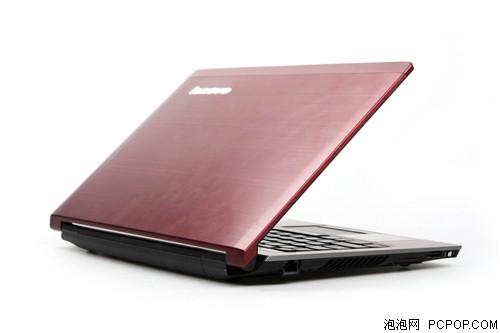 联想扬天V360A-ITH(H)(拉菲红)笔记本