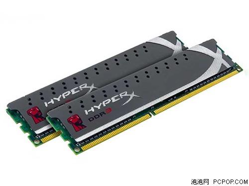 金士顿骇客神条4G DDR3 1600套装内存