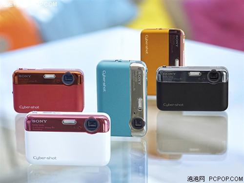 索尼J10数码相机